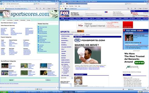 Domainmediamashup